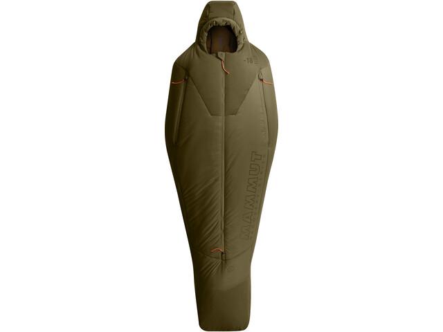 Mammut Protect Fiber Bag Sovepose -18C S, oliven